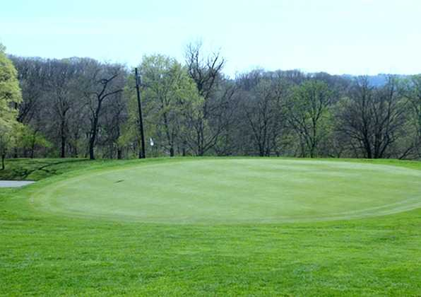 A view from Bob O'Connor Golf Course at Schenley Park/The First Tee of Pittsburgh