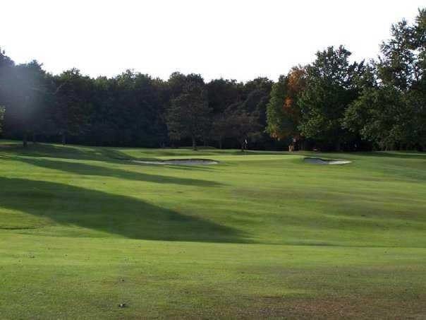 A view from fairway #5 at Attica Golf Club