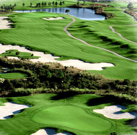 Tim Cate's Thistle Golf Club gives Myrtle Beach golfers a taste of Scotland.