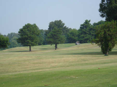A warm sunny day from The Links at Pine Hill