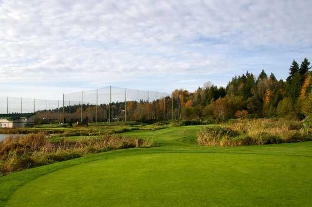 A view from Birdies & Buckets Family Golf Centre