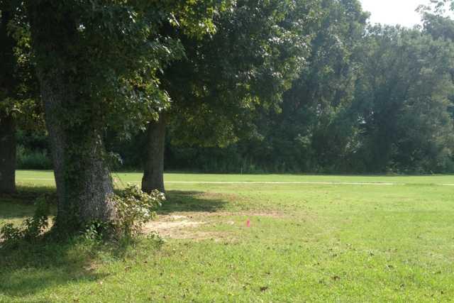 A view from Dumas Memorial Golf Course