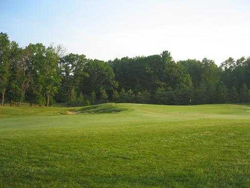 A view of hole #1 at Grande Golf Club