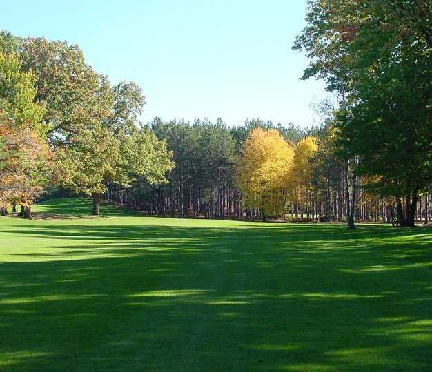 A view from Chase Hammond Golf Course