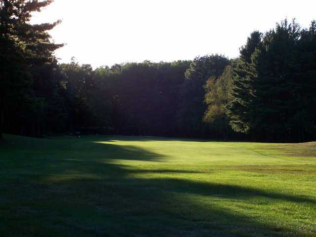 A view of hole #15 at Chase Hammond Golf Course
