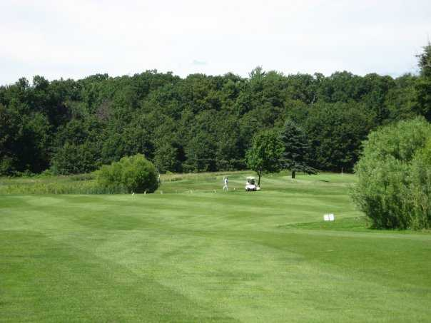 A view from Mulberry Hills Golf Course