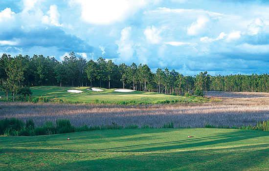Shell Landing Golf Club in Gautier, MS