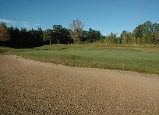 A view from Rattle Run Golf Course
