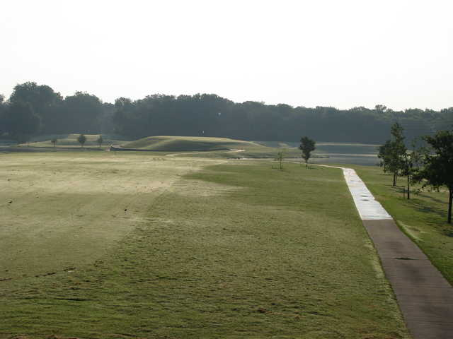 A view from Country View Golf Club