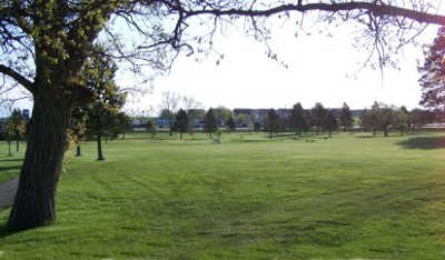 A view from Belle Fourche Country Club