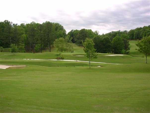 A view from Terri Pines Country Club