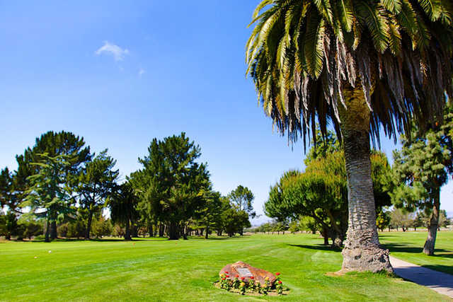A sunny day view from Rancho Maria Golf Club
