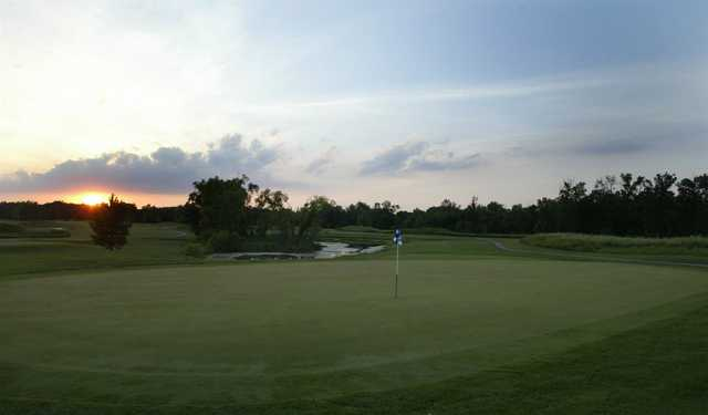 ViewfromWhitmore Lake Golf Links