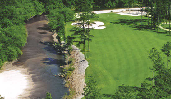 Grand Bear Golf Club in Saucier, MS