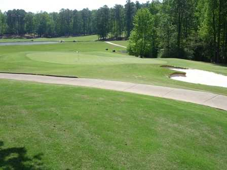A green view from Trophy Club of Atlanta