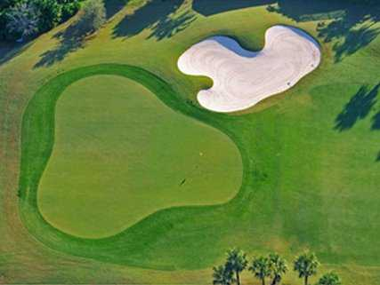 Aerial view from Meadow Lakes Golf Club
