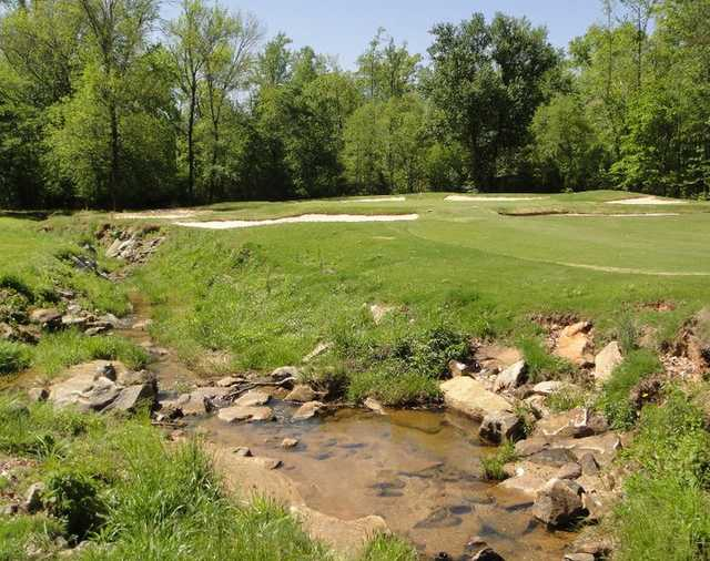 A view from Ashton Hills Golf Club