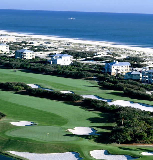 Kiva Dunes Golf Club in Gulf Shores, AL