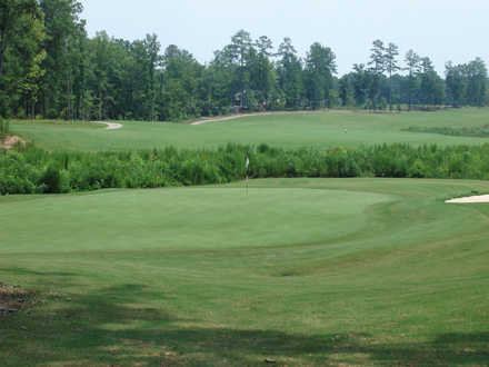A view from Bartram Trail Golf Club
