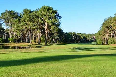 View from Lacanau International Golf Club