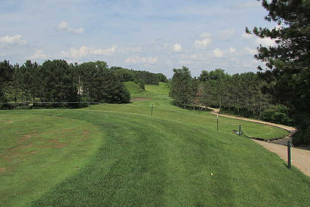A view from Deer Valley Golf Club