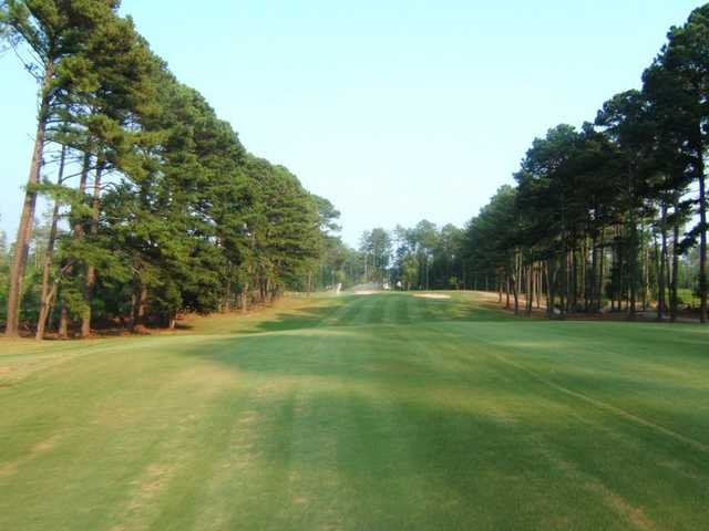 A view from Club at Shoal Creek