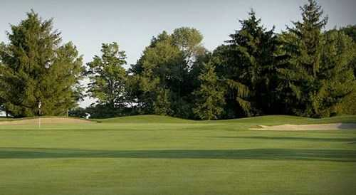 A view of a green at Buffalo Trace Golf Course (Bestoutings)