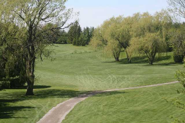 A view from MontHill Golf and Country Club