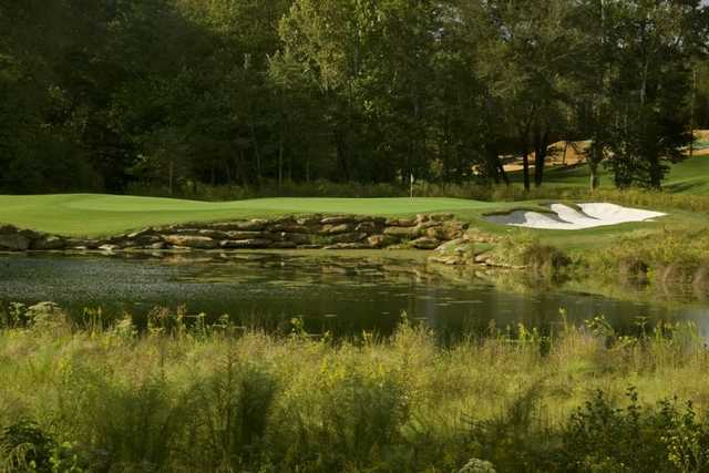 A view of the 8th hole at Reunion Country Club