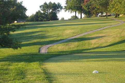 A view from tee #18 at Hillcrest Golf & Country Club