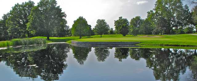 A view over the water from Hillcrest Golf & Country Club.