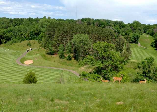 A view from St. Croix National Golf Club