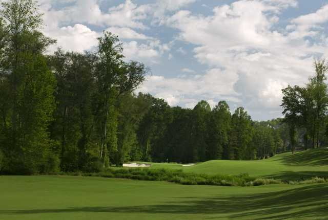 A view of the 12th green at Reunion Country Club