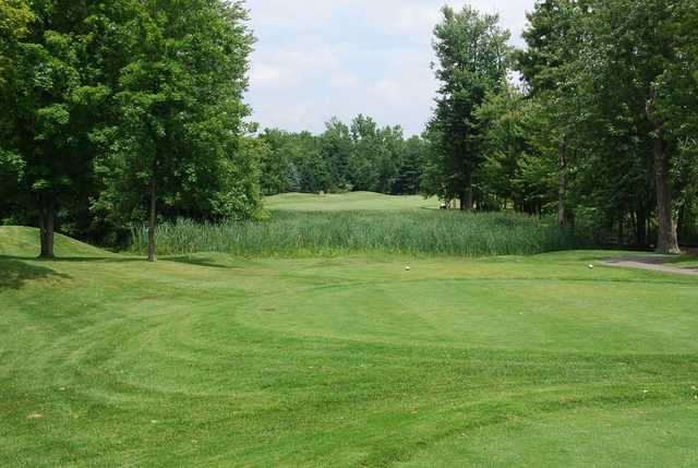 A view from Sugarbush Golf Club