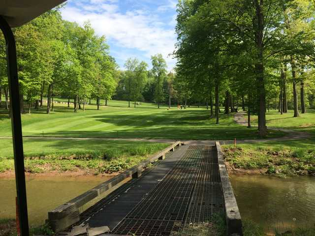 Lykens Valley GC: Bridge