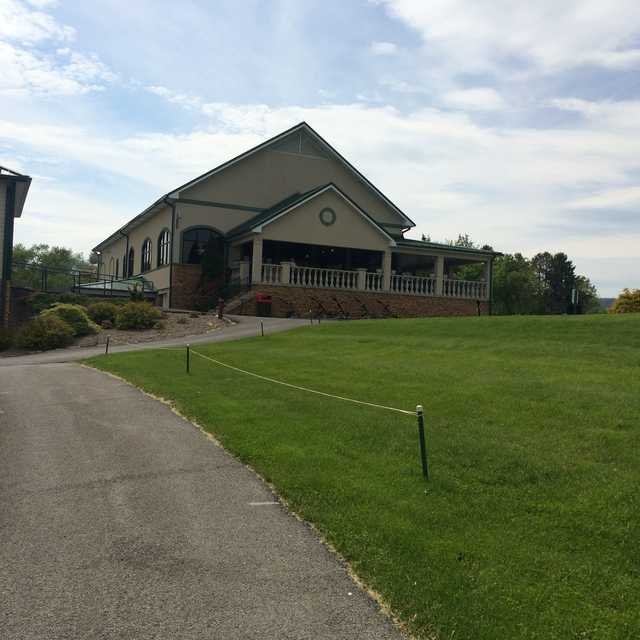 Lykens Valley GC: The Clubhouse