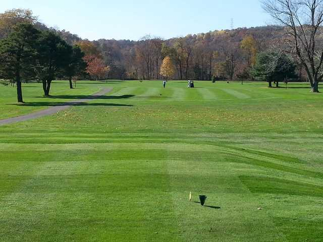 A view from a tee at East Palestine Country Club
