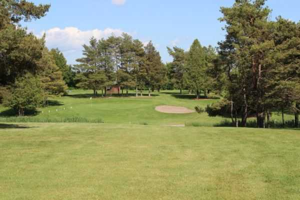 A view from Liftlock Golf Club