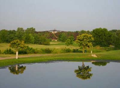 A view over the water from Ted Rhodes Golf Course (GolfDigest)