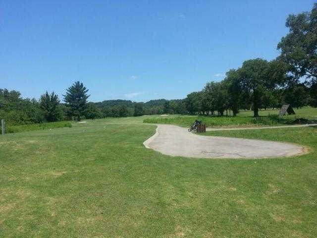 A view from Harpeth Hills Golf Course (GolfDigest)