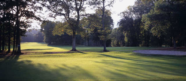 A view of a fairway and a hole from Rochefort Golf & Country Club