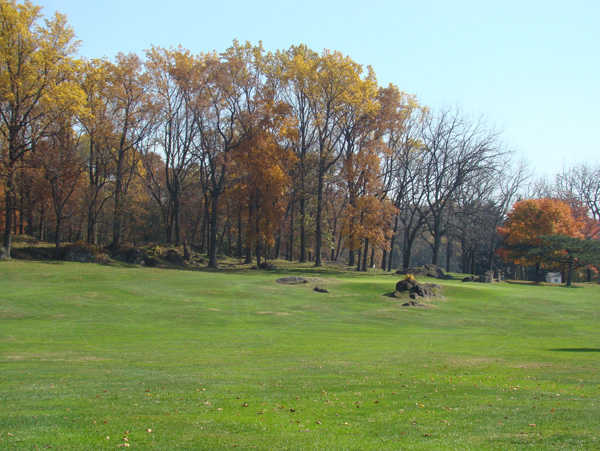 A view from Arrowhead Golf Course
