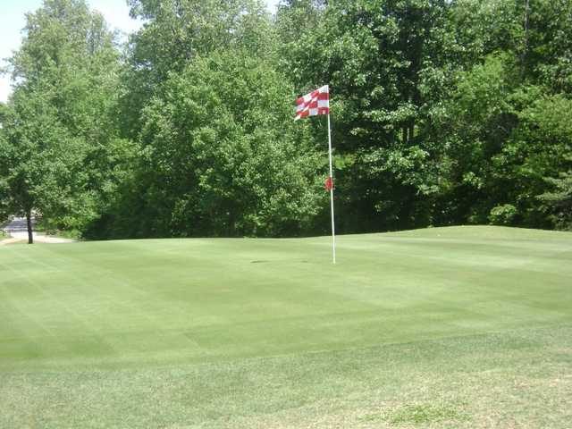 A view of the 11th hole at Hartsville Country Club