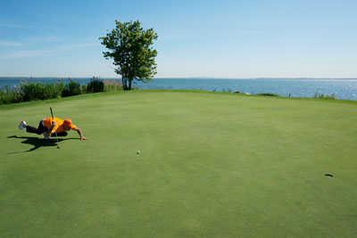 A view from Club de Golf Atlantide