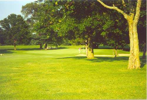 Maxwelton Golf Club