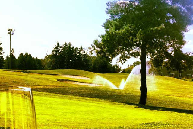 A view from Club de Golf La Providence
