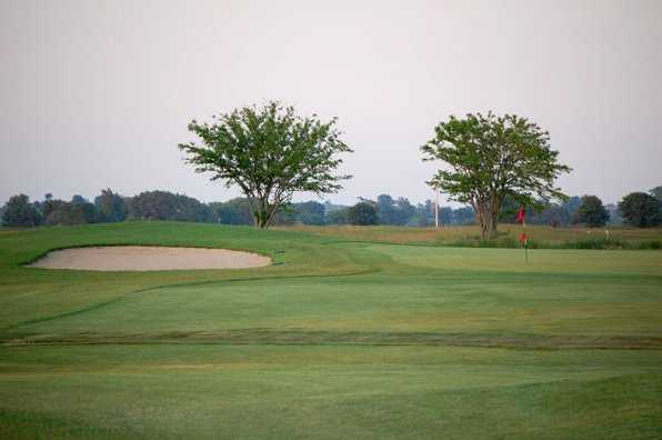 A view from Fox Lake Golf Club