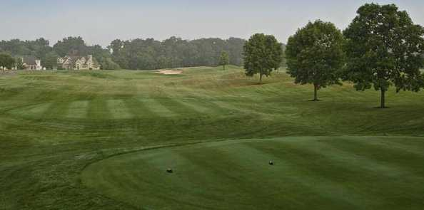 A view from the 4th hole at Geneva National Golf Club - Palmer Course