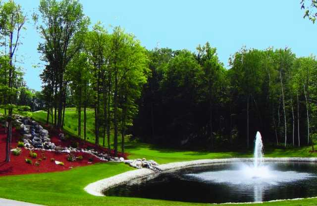 A view from Autumn Ridge Golf Course