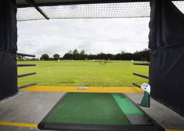A view from Ballyearl Golf and Leisure Centre (Newtownabbeytoday)